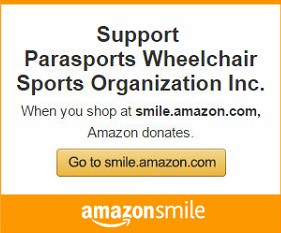amazon smile parasports